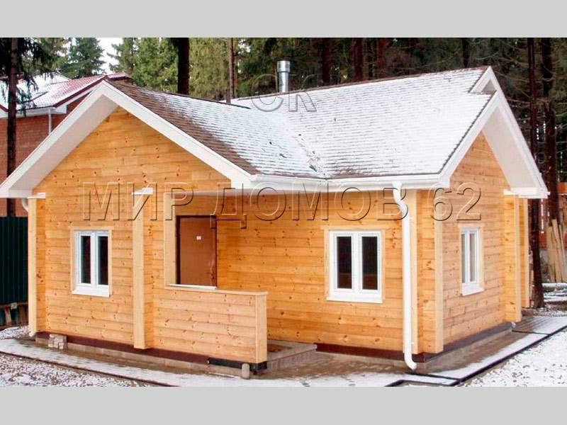Средняя стоимость постройки дома своими руками